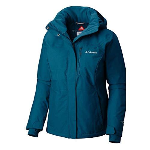 Columbia Alpine Action Oh Plus Size Jacket, 2X, Lagoon