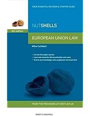 Nutshells European Union Law (8th Edition)