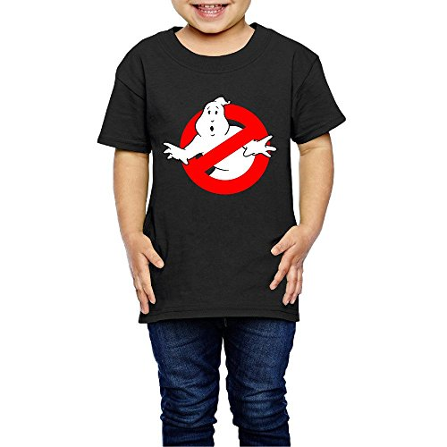 Price comparison product image Ghost Busters Logo Kid Tshirts Comfortable