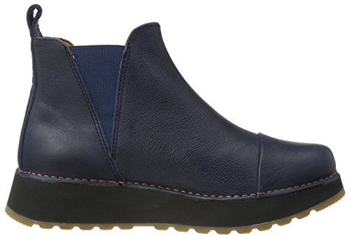 ART Damen Heathrow Kurzschaft Stiefel Blau (Blue)