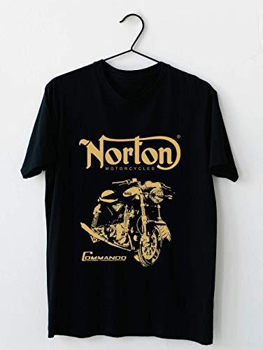 - norton motorcycle Tshirt Hoodie for Men Women Unisex