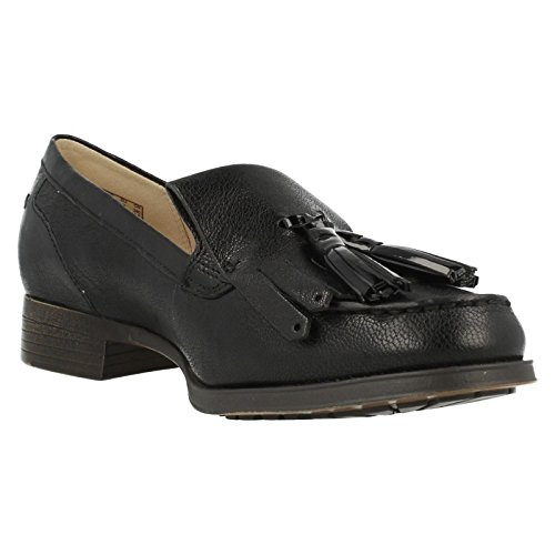 Busby Black Folly Ladies Clarks Loafers Smart qXS1waxt8