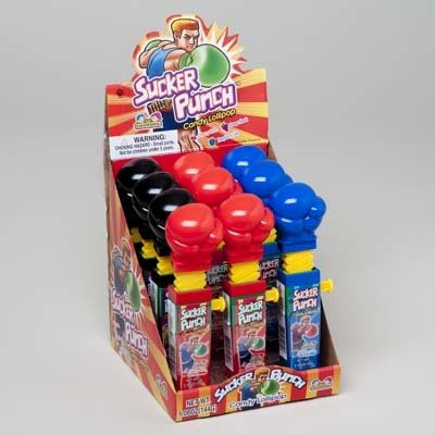 Ddi - Sucker Punch Candy Lollipop (1 pack of 144 items) by DDI
