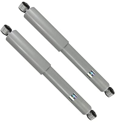 2392-RS - SENSEN Shocks Struts, Rear Set, Lifetime Warranty