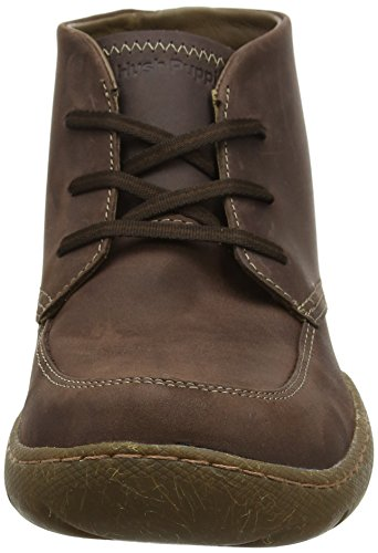 Hush Puppies Men's Finnian Sway Boots Brown (Dark Brown) 8PY35zuW