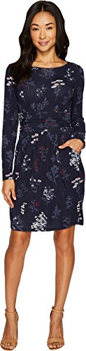 Hatley Women's Contour Dress Wild Flower Dress
