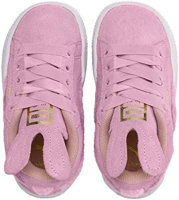 PUMA Suede Easter AC Inf, Sneakers Basses bébé Fille
