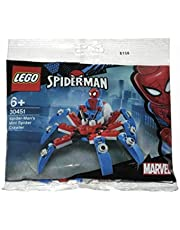 LEGO Super Heroes Spider-man's Mini Spider Crawler Polybag Set 30451 (Bagged)