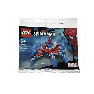 LEGO 30451 Spider-Man's Mini Spider Crawler 73 pcs