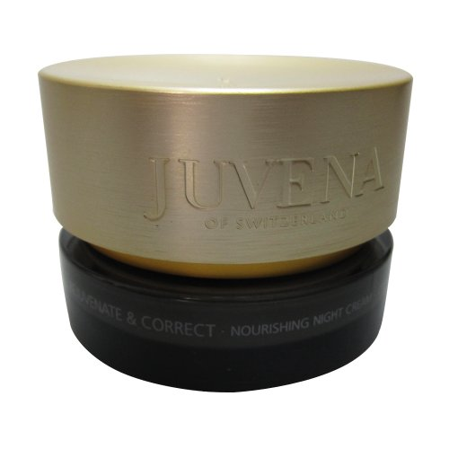 Juvena Rejuvenate and Correct Intensive Nourishing Night Cream Dry To Very Dry Skin, 75090, 1.7 Ounce