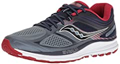 The Guide continues to outpace the pack by driving innovation with each update. The 10th edition delivers the ideal guide running experience with a streamlined midsole design, dynamic engineered mesh upper and tri-flex outsole with enhanced f...
