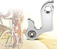 Derailleur Hanger, Aluminium Alloy Mountain Bike Rear Derailleur Hanger, Size 1#