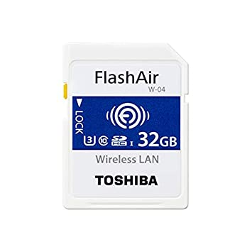 Toshiba Flash Air W-04 - Tarjeta de Memoria (32 GB): Amazon ...