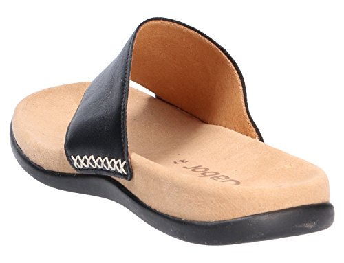 Gabor Shoes, 03. 700–27, Sandale pour femme, noir