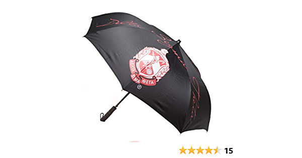 I Made The Natural Choice Delta Sigma Theta Umbrella