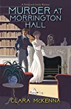 Image of Murder at Morrington Hall (A Stella and Lyndy Mystery)