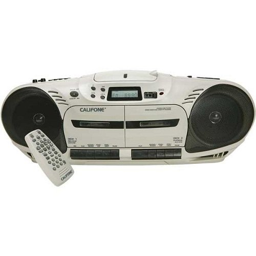 Califone 2455AV-04 Performer Plus Multimedia Player/Recorder ()