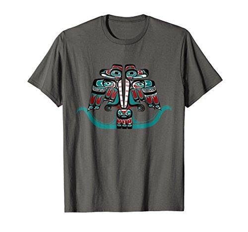 Thunderbird Native American Pacific Northwest Art T-Shirt