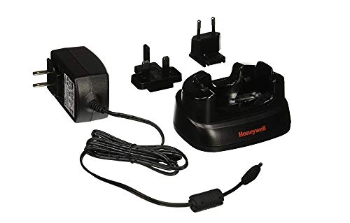 (Honeywell Scanning SL-HB-C-1-VI Honeywell, Accessory, Homebased for Sl22 Gen 5 and Sl42, Single Bay Sled Charging Cradle, Incl. Us, EU and UK Pwr Adapter and Level Vi Pwr Supply)