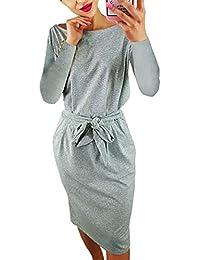 Women's 2018 Casual Short Sleeve Party Bodycon Sheath...