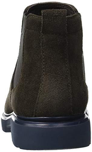 Arrall Stivali Mud C6372 Uomo Geox C U Chelsea Marrone 7PUB7qpwx