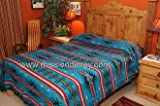 Mission Del Rey Southwest Design Bedspread -Maricopa TWIN