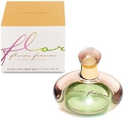 FLORES FRESCAS edt vapo 125 ml: Amazon.es: Belleza