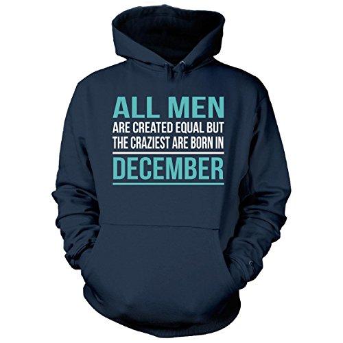 n In December Birthday Gift - Hoodie Navy M ()