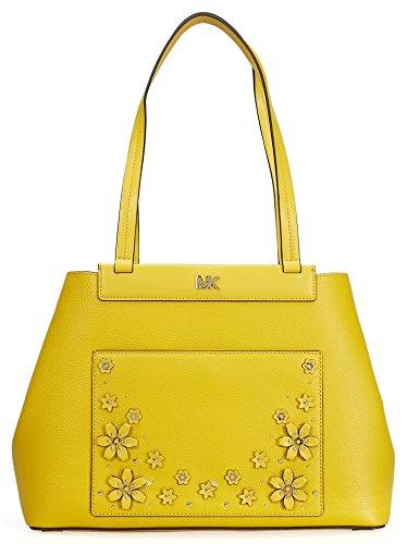 Michael Kors Yellow Handbag - 6