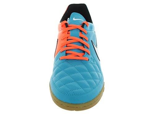 Nike TIEMPO GENIO LEATHER IC TM NAVY/ANTHRACITE/WHITE