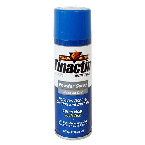 Itch Tinactin Jock (Tinactin Jock Itch SPR Powder 133 GM(Pack of 2))