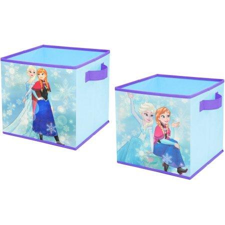 Disney Frozen Storage Cubes, 2pk (10 x 10 x 10 in) (Frozen Basket)