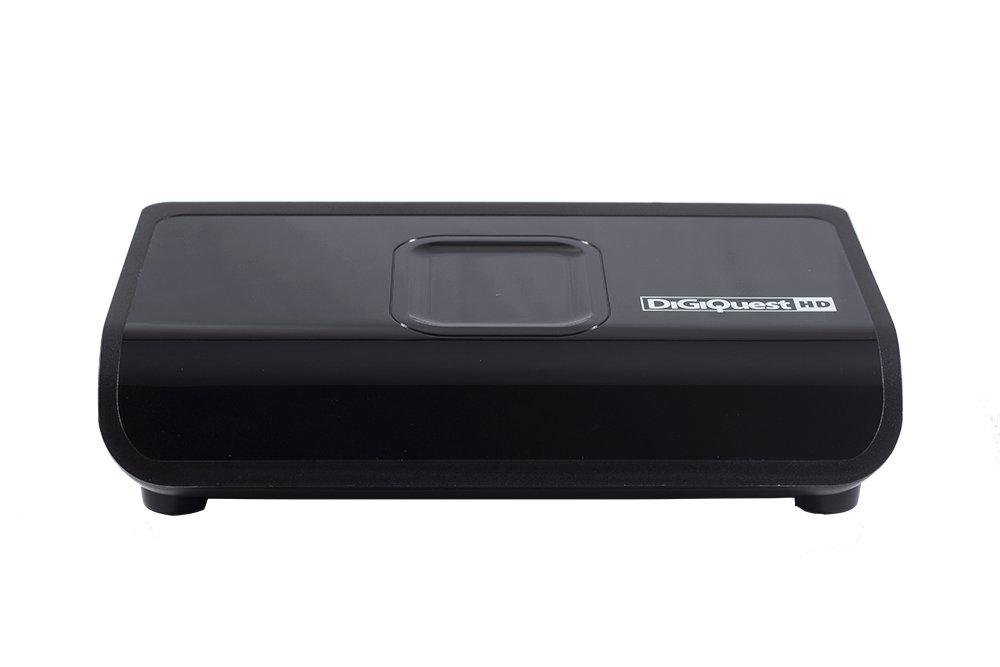 Decoder terrestre con funzione di videoregistratore Digiquest DGQ800
