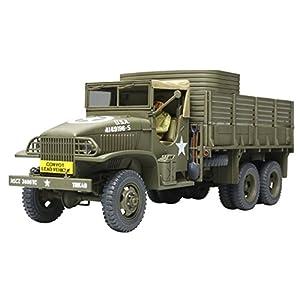 TAMIYA America, Inc 1/48 US 2.5 Ton 6x6 Cargo Truck, TAM32548 3