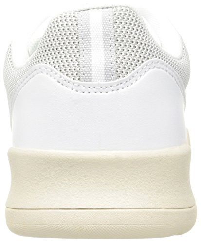Lacoste Herre Lys Spirit 117 3 Uformell Sko Mote Sneaker Hvit / Off White