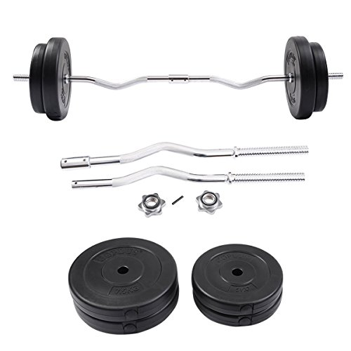 Giantex Barbell Dumbbell Lifting Exercise