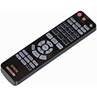 OEM Epson Projector Remote Control Shipped With Epson PowerLite Home Cinema 3020+, PowerLite Pro Cinema 6020UB