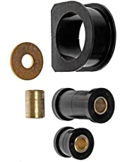 APDTY 016512 Power Steering Rack & Pinion Mount Bushing Replacement Set For 1996-2002 Toyota 4 Runner / 1995-2004 Toyota Tacoma (Replaces 45517-34020)