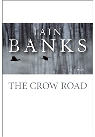 book cover of The Crow Road
