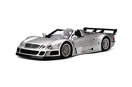 Mercedes Benz Clk Gtr >> Amazon Com Mercedes Benz Clk Gtr Roadster Resin Model Car