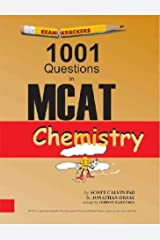 Examkrackers 1001 Questions in MCAT Chemistry Paperback