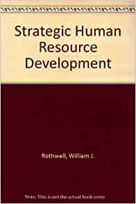 strategic human resource development pdf