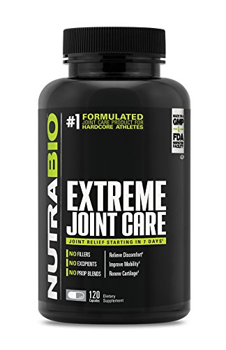 NutraBio Extreme Joint Care Capsules
