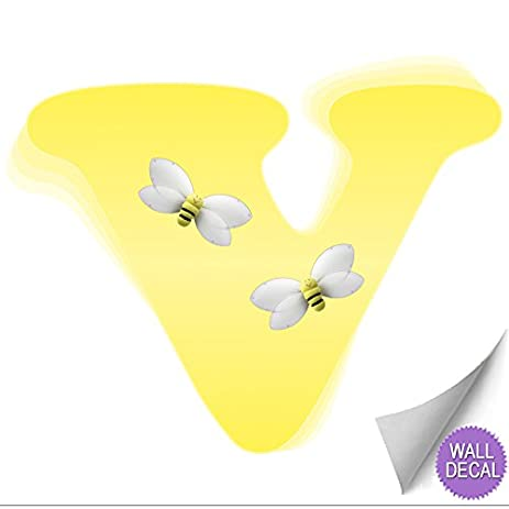 Amazon.com: Wall Decals Letter \