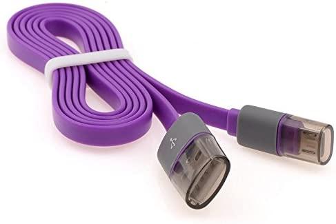 Fenglangrong 1 m USB a macho a Micro USB Cable Del Cargador ...