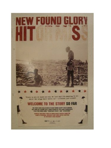 New Found Glory Poster Hit Or Miss