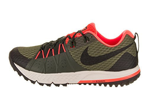 Running Sequoia 4 Air Nike Olive Black Zoom Crimson Total Uomo Medium Verde 208 Scarpe Wildhorse gXR47n4W