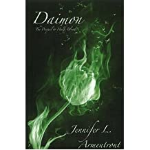 { [ DAIMON: THE PREQUEL TO HALF-BLOOD ] } Armentrout, Jennifer L ( AUTHOR ) May-06-2011 Paperback