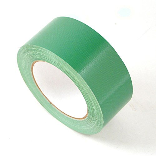 BOPP Green Self Adhesive Tape, 65 Meter Length, 72 Mm Width, 40 Micron Thickness, 48 Rolls by BOPP