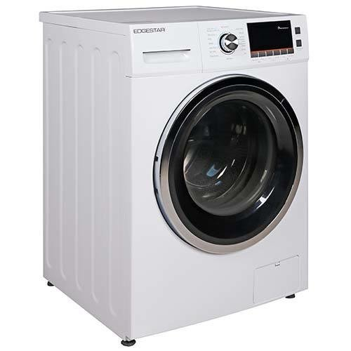 Price comparison product image EdgeStar 2.0 Cu. Ft. All-in-One Ventless Washer and Dryer Combo - White